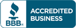 BBB accredited!